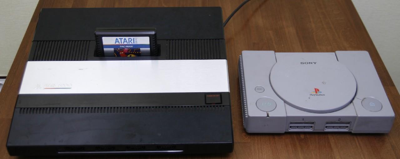 История и обзор Atari 5200 - 2