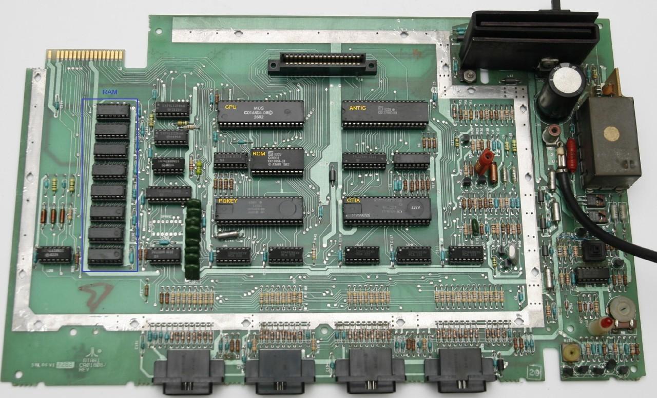 История и обзор Atari 5200 - 3