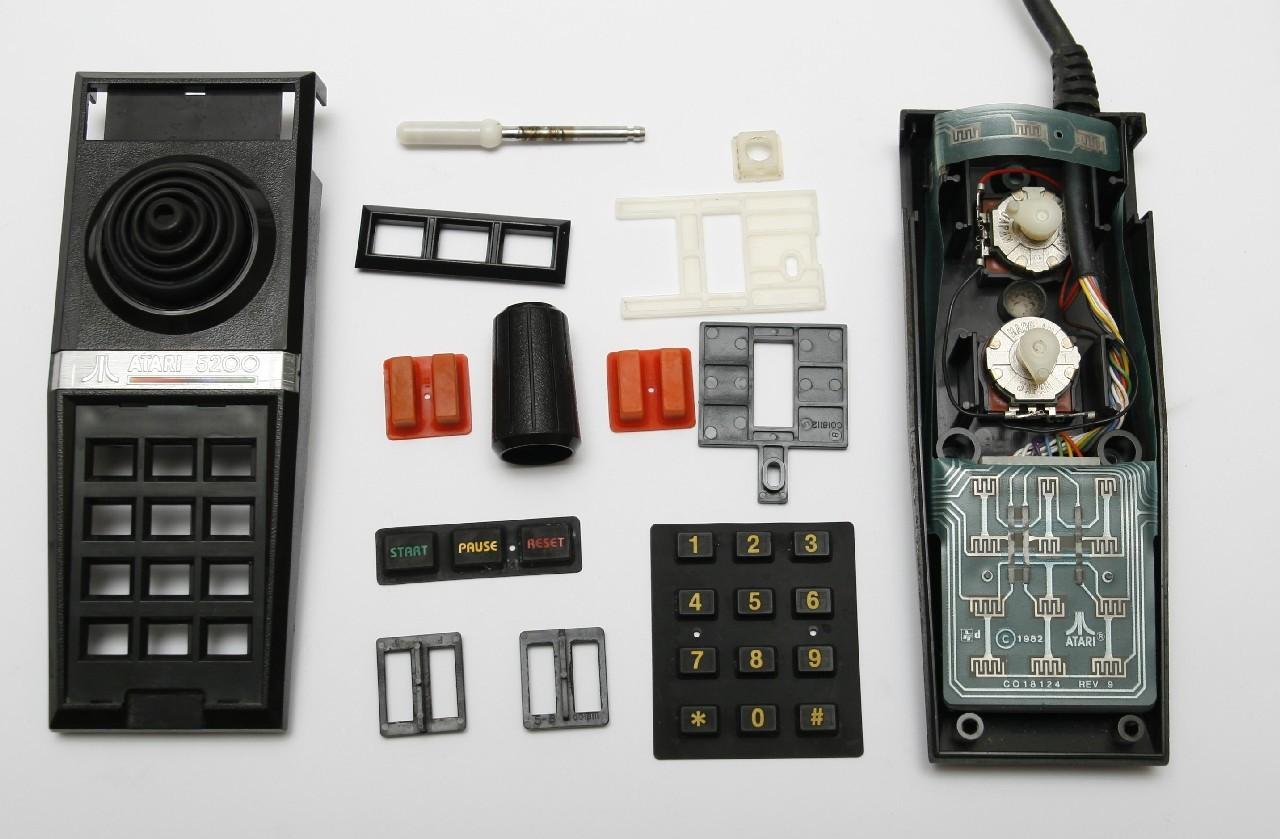 История и обзор Atari 5200 - 4