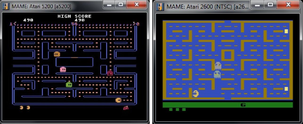 История и обзор Atari 5200 - 9