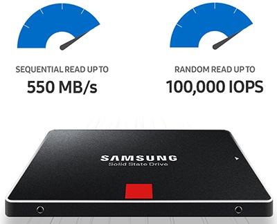 Samsung 850 Pro объемом 4 ТБ так и не поступил в продажу