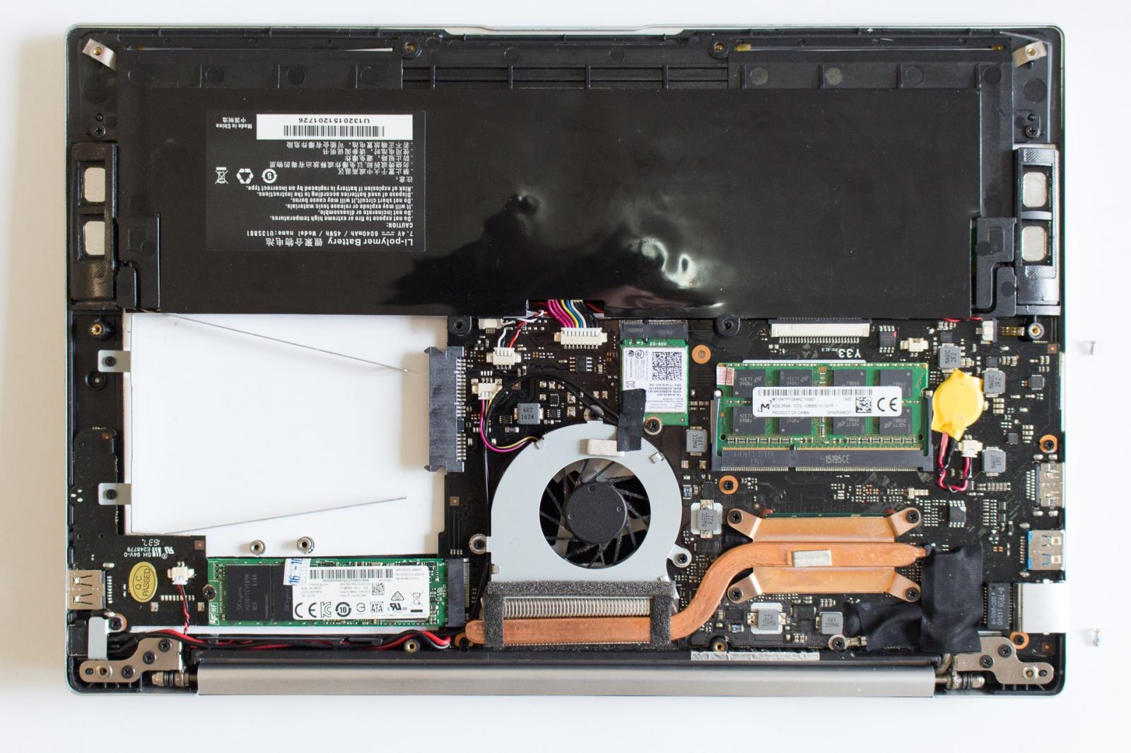 """Исследуем и частично разбираем дешевые китайские ноутбуки с диагональю 13,3"""": жить уже можно - 18"""