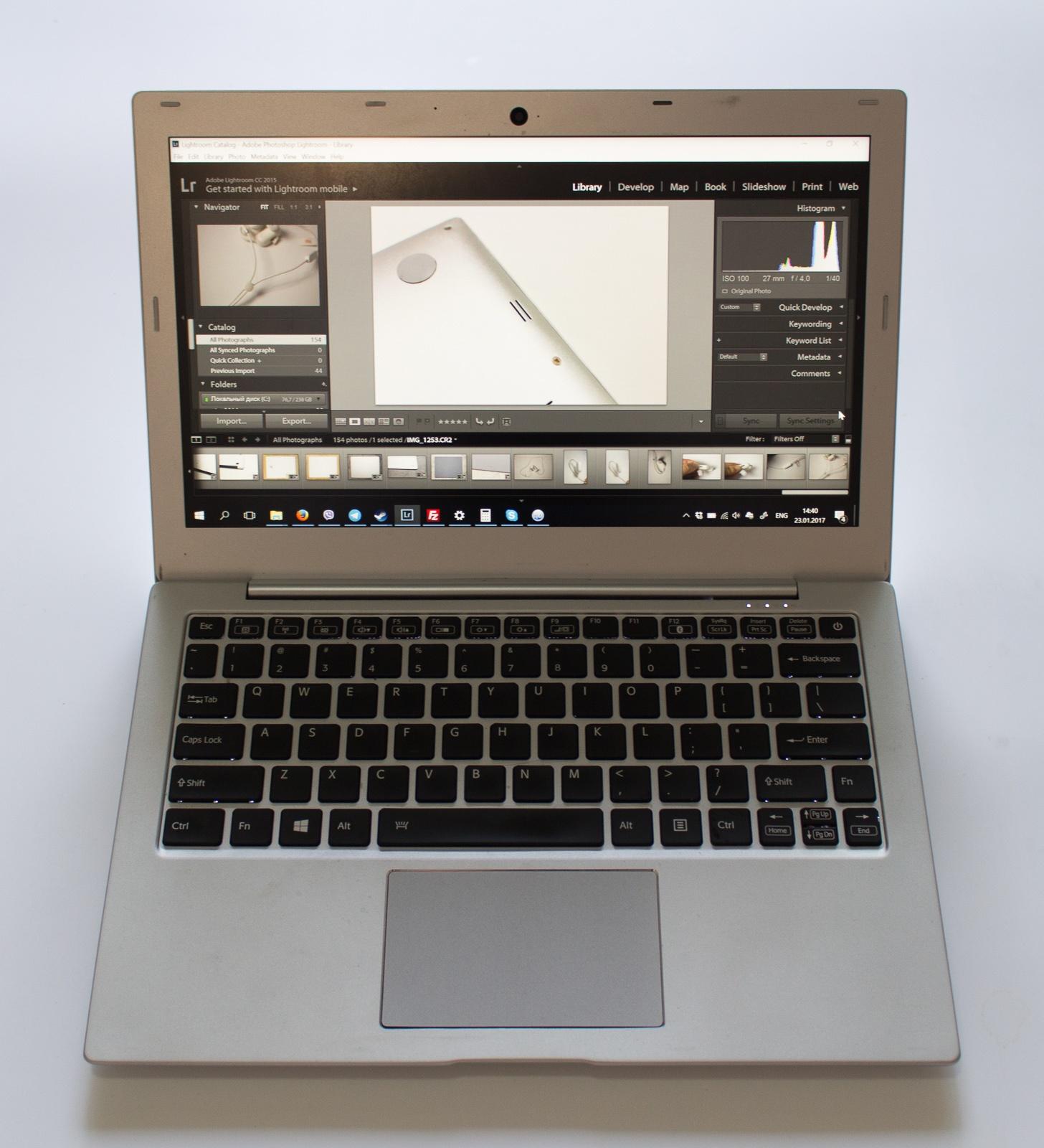 """Исследуем и частично разбираем дешевые китайские ноутбуки с диагональю 13,3"""": жить уже можно - 2"""