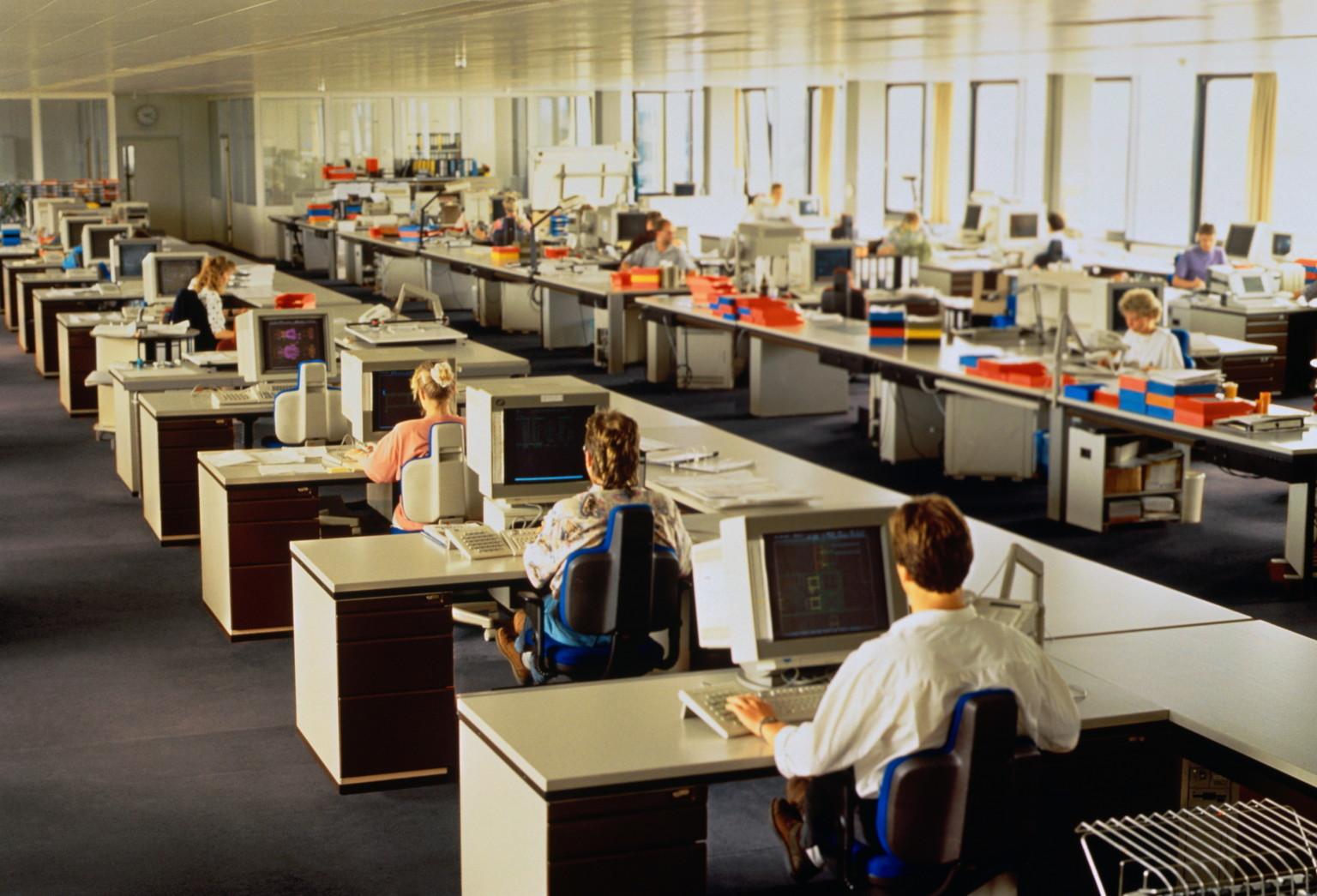 Как создать в большой компании удобное рабочее место для распределённых команд? - 2