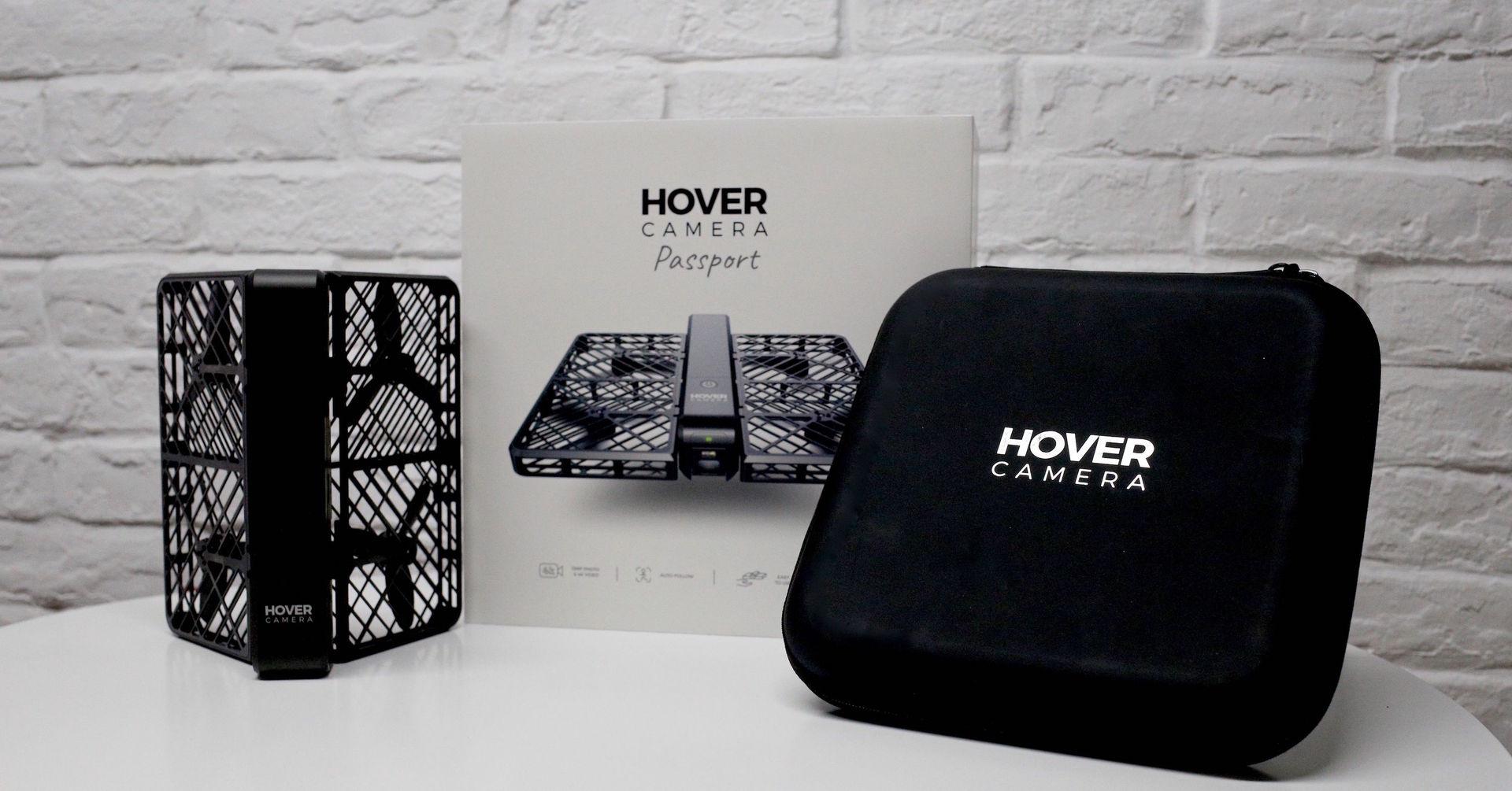 Портативные селфи-дроны: обзор Hover Camera Passport от Madrobots - 6
