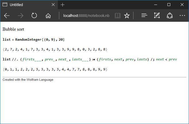 Простой http-сервер на Wolfram Language - 7