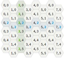 Создание сеток шестиугольников - 12