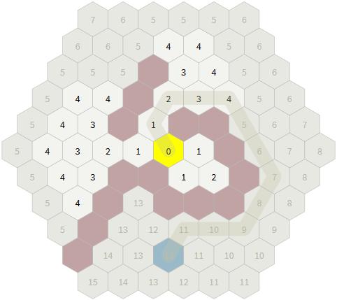 Создание сеток шестиугольников - 35