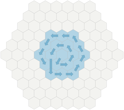 Создание сеток шестиугольников - 42