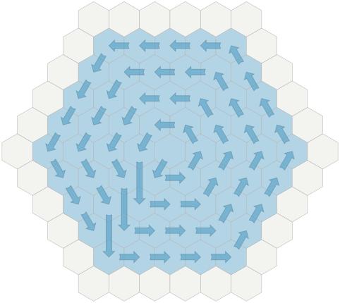 Создание сеток шестиугольников - 43