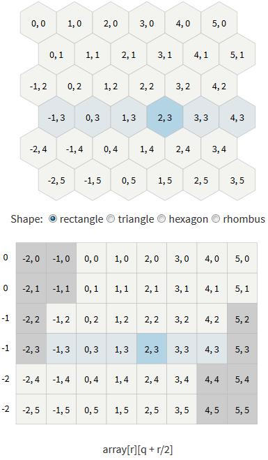 Создание сеток шестиугольников - 54