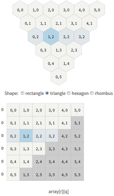 Создание сеток шестиугольников - 55