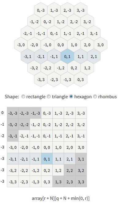 Создание сеток шестиугольников - 56