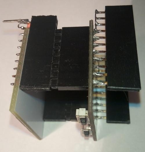 Варианты подключения ESP826 ESP-12. Экзотика - 8