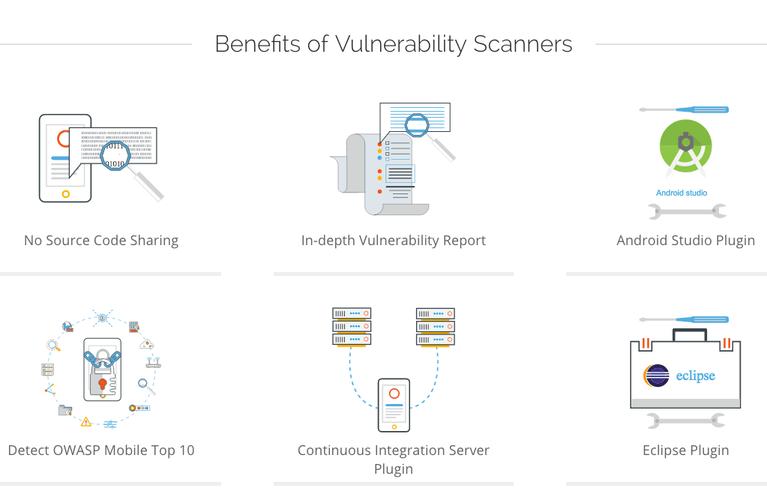 7 сервисов для поиска уязвимости мобильных приложений - 3