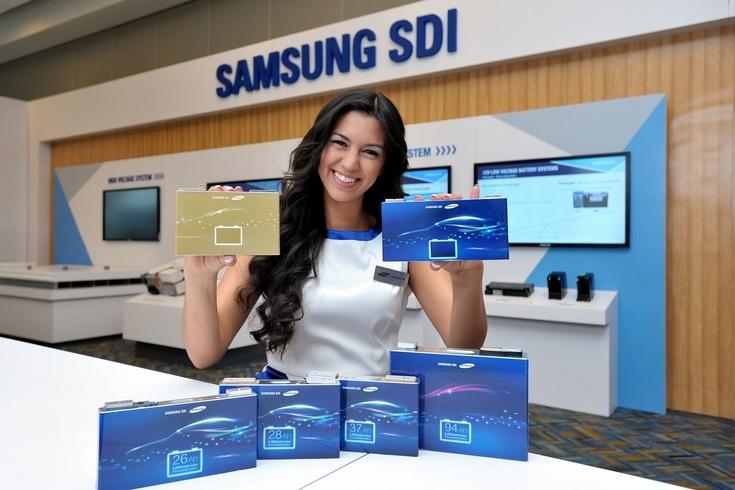 Samsung SDI отчиталась за 2016 финансовый год