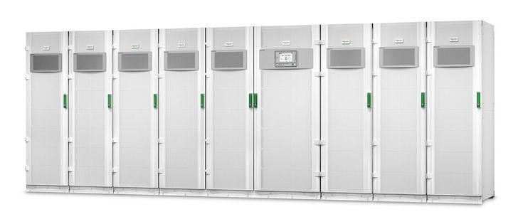 Schneider Electric выпустила ИБП повышенной надежности Galaxy VX