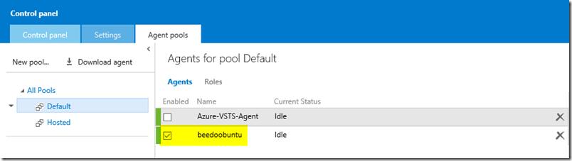 Как мы внедряли DevOps: публикация образа в Docker Hub с помощью Visual Studio Team Services - 4