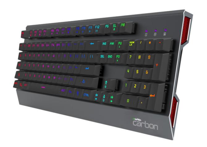 Механическая клавиатура Mushkin Carbon KB-001 оценена в $70