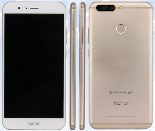 Смартфон Honor V9 получит 6 ГБ ОЗУ, сдвоенную камеру и аккумулятор емкостью 3900 мА•ч