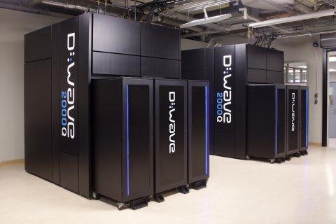 Отгрузка компьютеров D-Wave 2000Q должна начаться в этом квартале