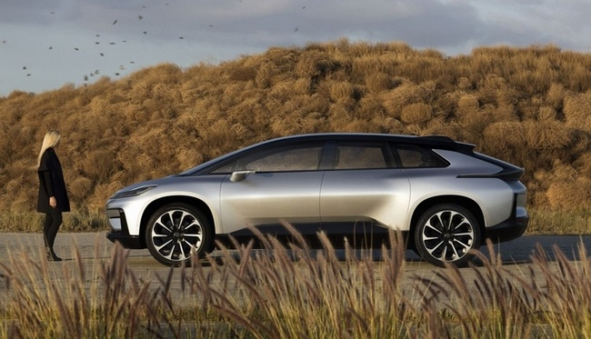 Faraday Future не выплатила обещанные $1,8 млн за рекламу своего электромобиля FF 91