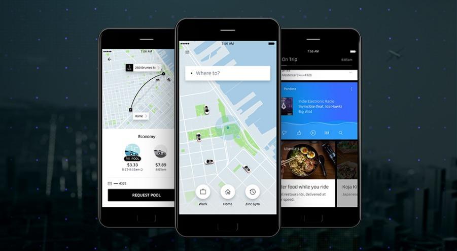 Разработка архитектуры нового приложения для пассажиров Uber - 1