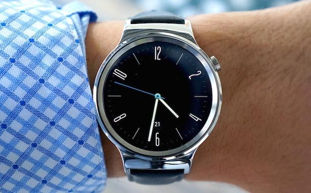 Умные часы Huawei Watch 2 со встроенной SIM-картой могут представить в феврале