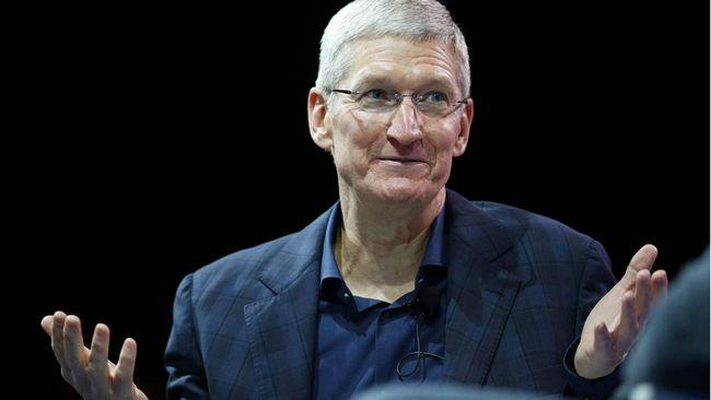 За несколько дней Тим Кук продал часть акций Apple на сумму $7,2 млн