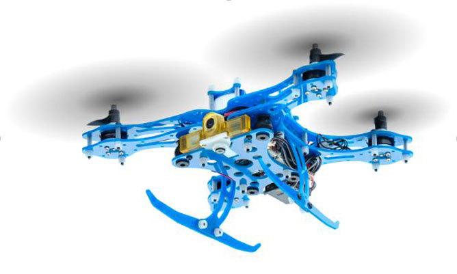 Snapdragon Flight Drone — платформа для автономных БПЛА - 3