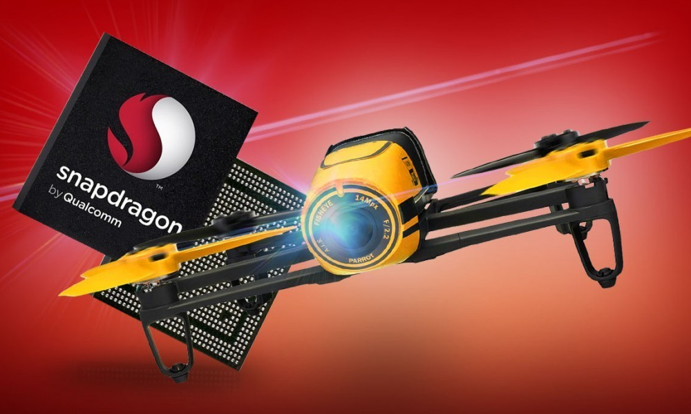 Snapdragon Flight Drone — платформа для автономных БПЛА - 1