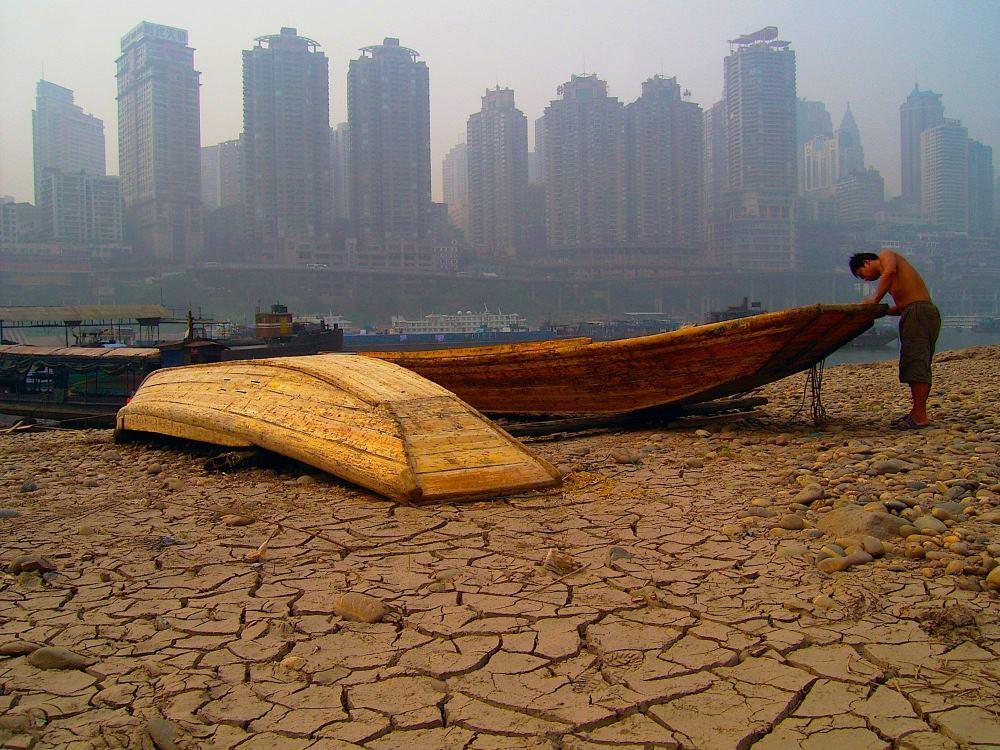 Китай вложит $168 млн в облака, чтобы на северо-западе страны выпадало больше дождей - 1