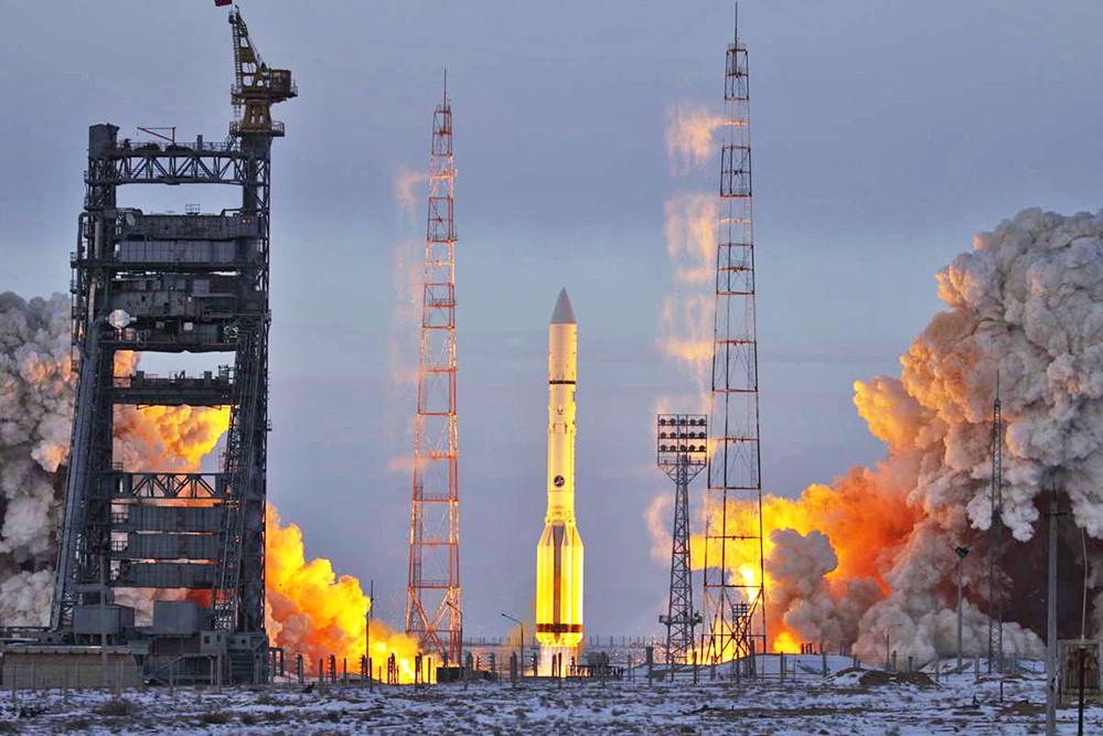 «Роскосмос» отзывает все двигатели ракет «Протон-М» для проверки неликвидных компонентов в конструкции (обновлено) - 1