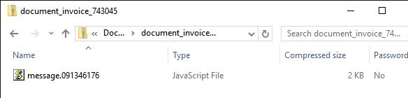 С 13 февраля Gmail будет фильтровать вложения в формате .js - 4