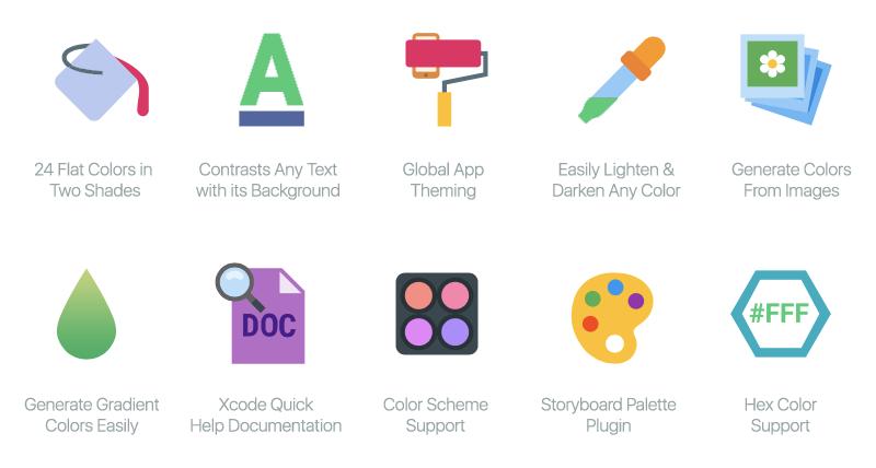 33 iOS библиотеки с открытым исходным кодом, которые будут популярны в 2017 году - 10
