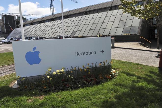 Apple перевезёт активы iTunes в Ирландию