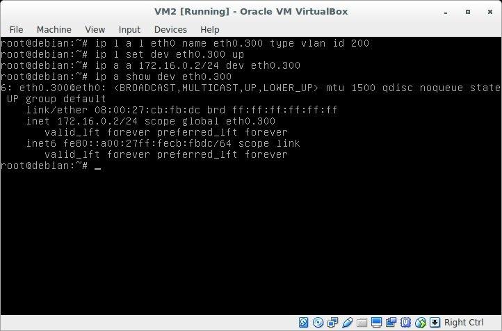 Лабораторная работа «Обучаемся настраивать сети в GNU-Linux» - 15