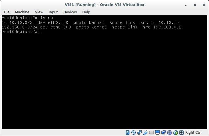 Лабораторная работа «Обучаемся настраивать сети в GNU-Linux» - 19