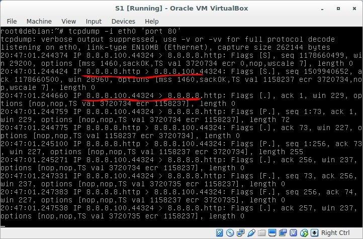 Лабораторная работа «Обучаемся настраивать сети в GNU-Linux» - 29