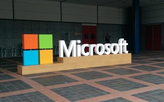 Microsoft отчиталась за второй квартал 2017 финансового года