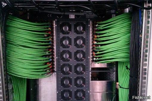 Рай перфекциониста или каким должен быть кабель-менеджмент - 12