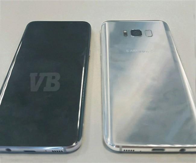 Смартфон Samsung Galaxy S8 может получить дисплей разрешением 2960 х 1440 пикселей с соотношением сторон 18,5:9