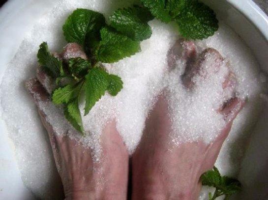 Соль убивает инфекции
