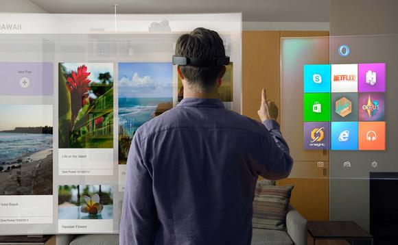 Microsoft довольна продажами гарнитур HoloLens