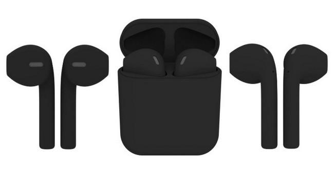 BlackPods — черные наушники Apple AirPods, которые стоят на $90 больше белых