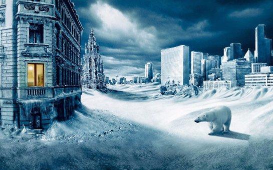 С 2017 года на Земле начинается Ледниковый период