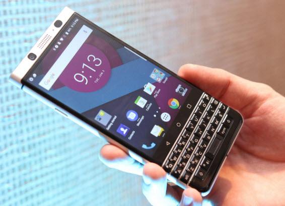 Смартфону BlackBerry Mercury приписывают такую же камеру, как у Google Pixel