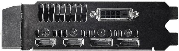 Конструкция системы охлаждения Asus Expedition GTX 1070 включает два вентилятора