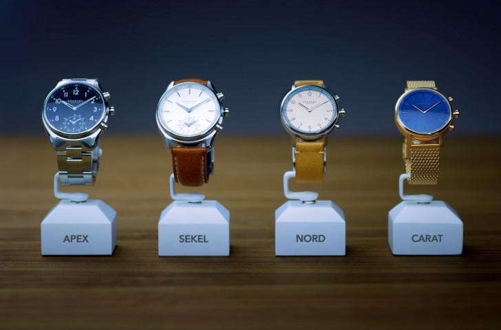 Гибридные умные часы Kronaby работают до двух лет без замены источника питания