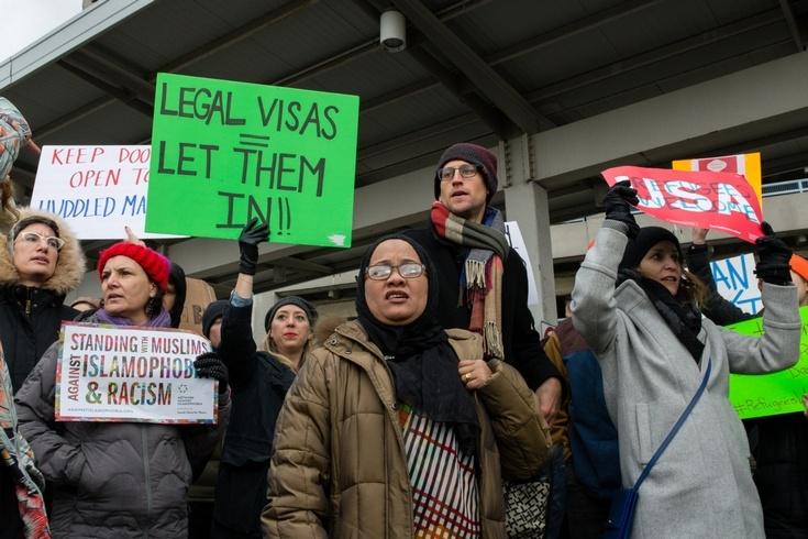 Иммиграционный запрет Трампа влияет на компании сегмента IT